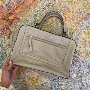 Taupe Kate Spade Handbag